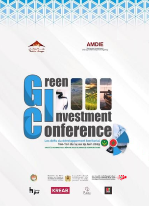 Green Invest Conference - Tan-Tan - 2019